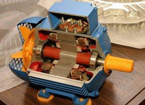 Выясняем принцип работы асинхронного двигателя