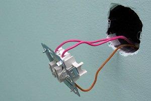 как подключить выключатель двойной