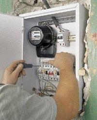 как подключить электросчетчик