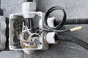 коробка распределительная электрическая