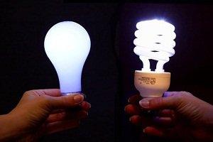 led лампы для дома