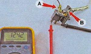 проверка конденсатора на работоспособность