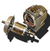 асинхронный двигатель принцип работы