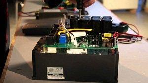 частотный преобразователь для однофазного двигателя