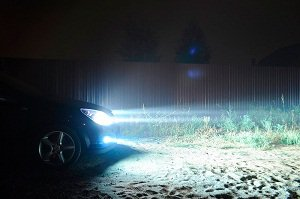 лампы галогеновые для автомобиля