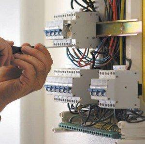 монтаж электрощита своими руками