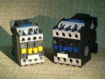 монтаж магнитного пускателя