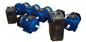 однофазный частотный преобразователь для электродвигателя