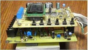 подключение двигателя к частотному преобразователю