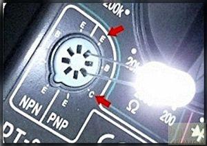 проверка светодиодов