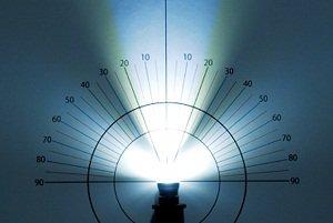соответствие мощности светодиодных ламп