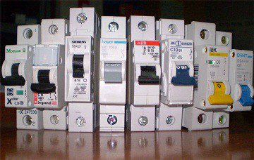 выбор автоматического выключателя