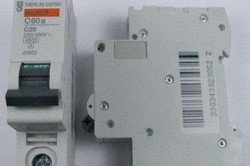 автоматы электрические технические характеристики