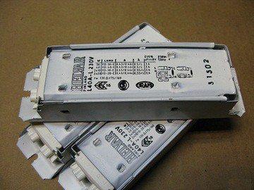 электромагнитный дроссель для люминесцентных ламп