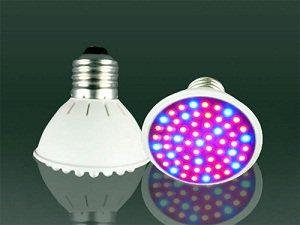 лампы для досвечивания рассады