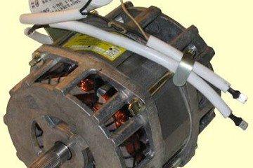 подключение однофазного электродвигателя через конденсатор