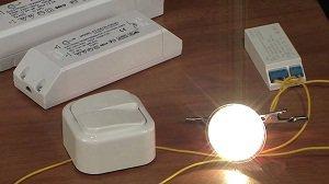 понижающий трансформатор для галогенных ламп