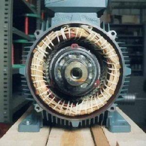 принцип действия электродвигателя переменного тока