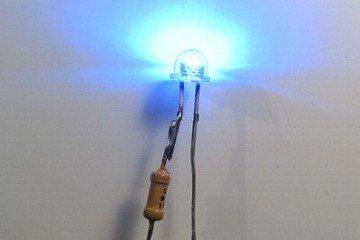 расчет сопротивления резистора для светодиодов