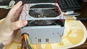 ремонт компьютерного блока питания atx