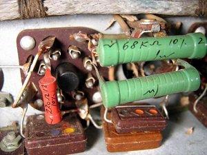 резистор применение