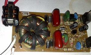 трансформатор для питания галогенных ламп