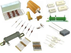 выбор резистора по мощности