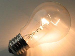 яркость ламп накаливания