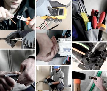 Инструменты для прокладки электрики