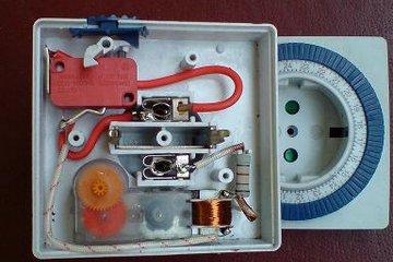 Конструкция механической розетки