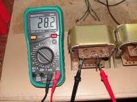 Нюаснсы проверки трансформатора мультиметром