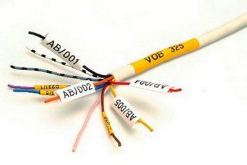 Маркировка кабелей